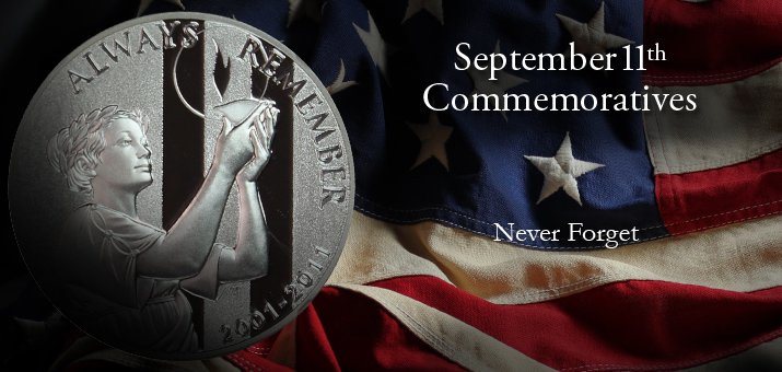 911 Commemoratives