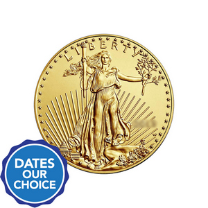Gold American Eagle Quarter Ounce Date Our Choice