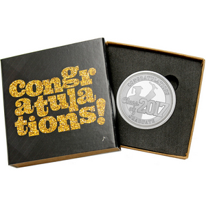 Congratulations Class of 2015 1oz .999 Silver Medallion