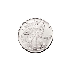 Walking Liberty Replica Tenth Ounce .999 Silver Medallion