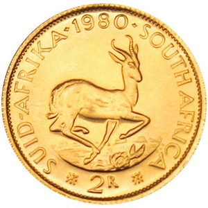 South Africa 2 Rand Gold Date Our Choice