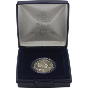 1999 P Susan B Anthony Dollar PF