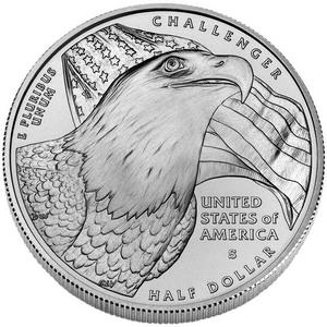 2008 S Bald Eagle Half Dollar BU