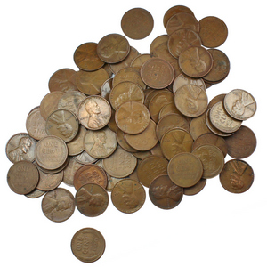 Wheat Penny S Mint 100pc Grab Bag Dates Our Choice