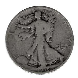 1946 Silver Walking Liberty Half Dollar BU