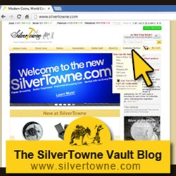 The New & Improved SilverTowne.com – Now Better Than Ever!