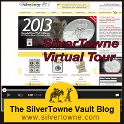 Take a Virtual Video Tour of the New & Improved SilverTowne.com