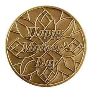 Mothers Day Bronze Medallion