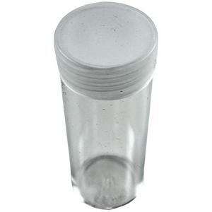 Round Coin Tube - Quarter