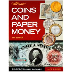 Warmans Coins and Paper Money Value and ID Guide