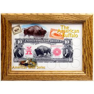 The American Buffalo Frame