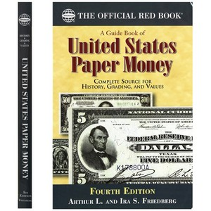 Red Book Paper Money