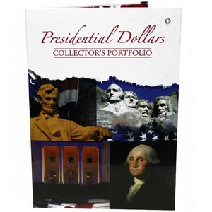 Presidential Dollars Collectors Portfolio