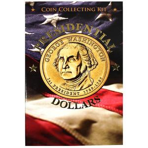 Presidential Dollars Coin Collecting Kit