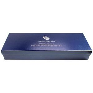 OGP Box for United States Mint American Eagle 25th Anniversary Silver Coin Set