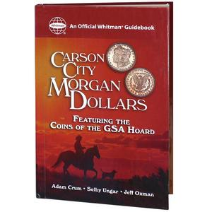 Whitman Guidebook 1st Edition Carson City Morgan Dollars