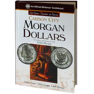 Whitman Guidebook 2nd Edition Carson City Morgan Dollars