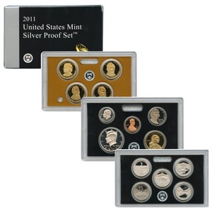 2011 S Silver Proof Set
