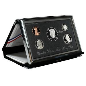 1996 S US Mint Silver Premier Proof Set