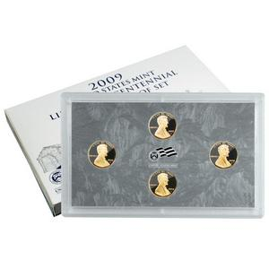 2009 S US Mint Lincoln Cent Bicentennial Proof Set