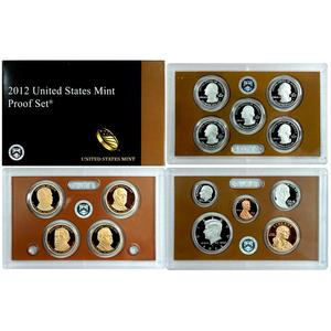2012 S 14pc Proof Set