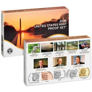 2016 S 13pc Clad Proof Set