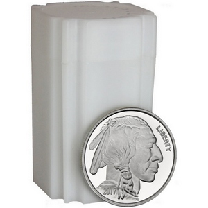 2016 Buffalo Replica 1oz .999 Silver Medallion 20pc