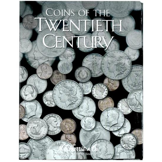 H.E. Harris Coins of the Twentieth Century Collection with Coins