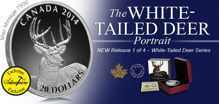 2014 Canada White-Tailed Deer Series