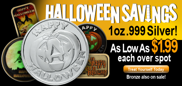 Halloween Selections Reduced Prices