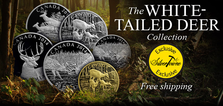 2014 Canada White-Tailed Deer Series Final Release!