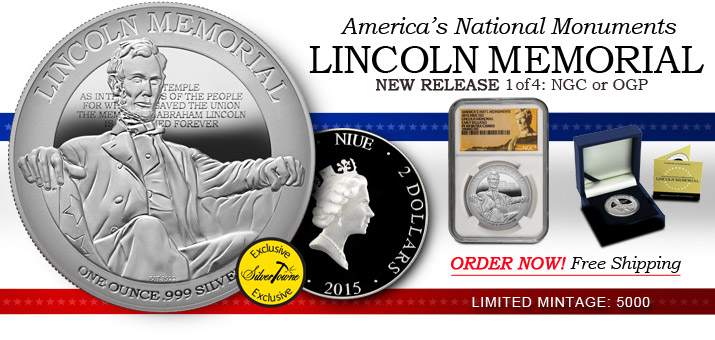 2015 America's National Monuments Series - 1st Release!!