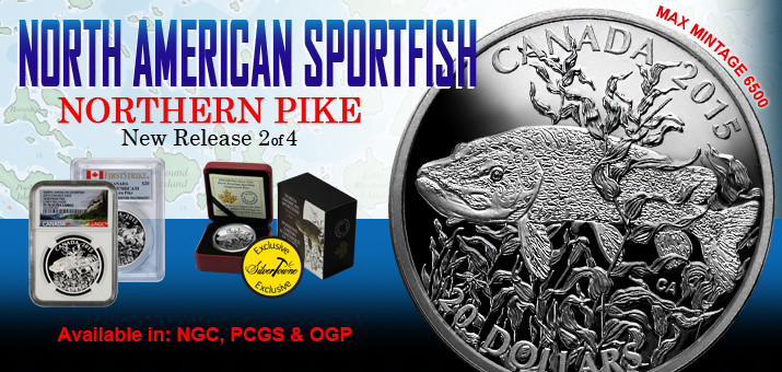 2015 Canada North American Sportfish Series - 2nd Release