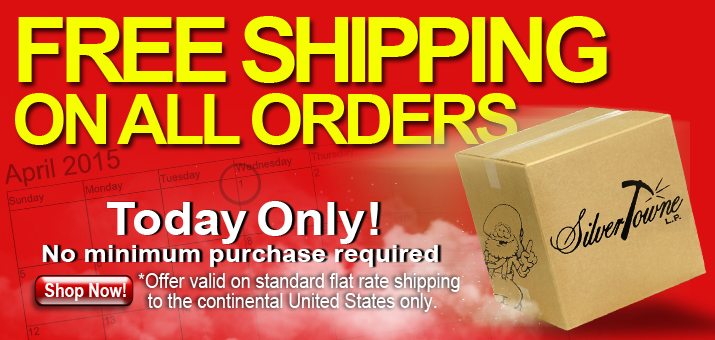 Free Shipping Sitewide - Flat Rate Continental US