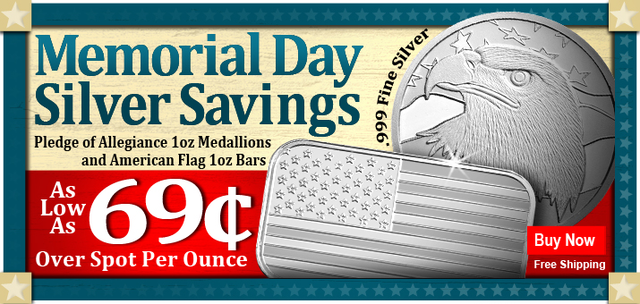 Memorial Day Selections - Free Shipping