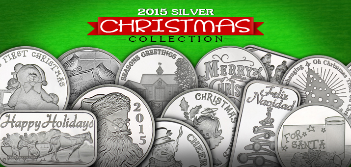 SilverTowne Minted Christmas Designs