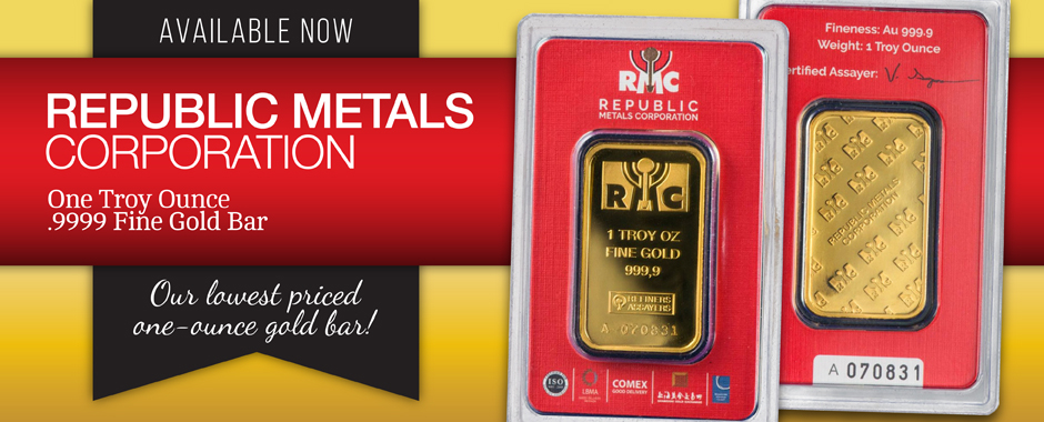 RMC Gold - Lowest Price Gold Bar On Website