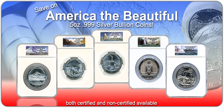 5oz America The Beautiful Certified and Raw