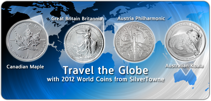 2012 Modern World Coins