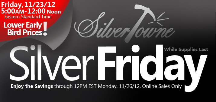 Silver Friday Sales Event