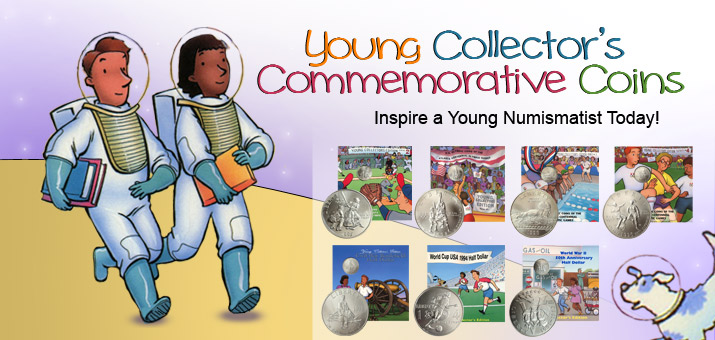 Young Collectors Edition Coins
