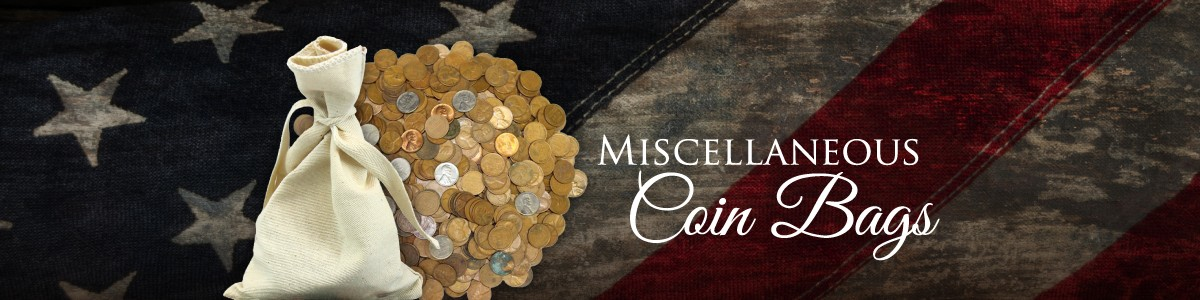 Miscellaneous Other Coin Grab Bags