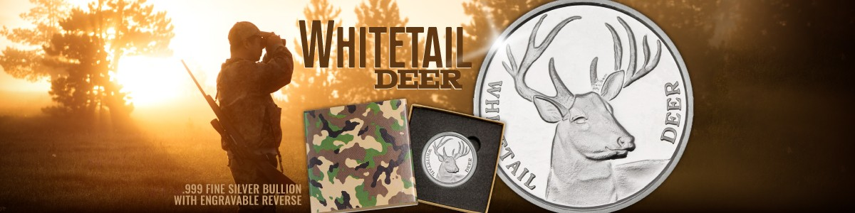 Hunting Themed Silver Gifts