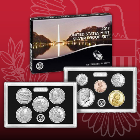 Silver US Proof Sets