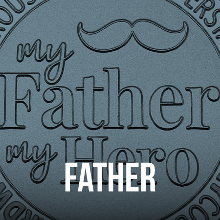 Father's Day Silver Bullion