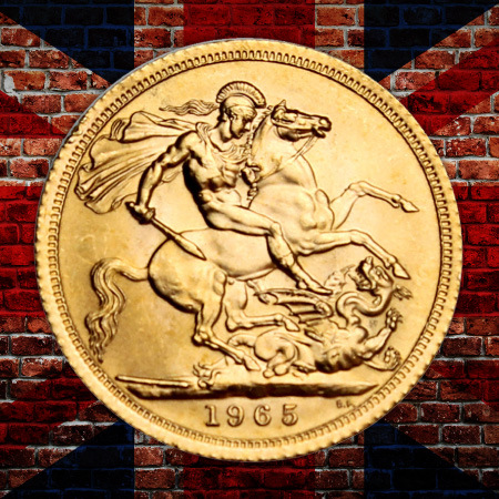 Great Britain Gold Coins & Bullion