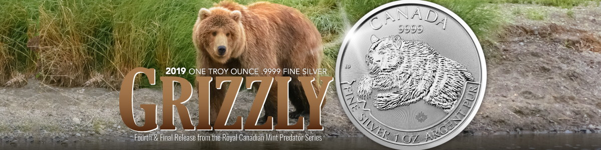 Predator Series Coins Royal Canadian Mint | SilverTowne