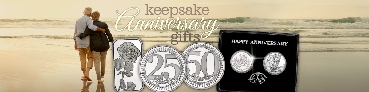 Special Anniversary Silver Gift Ideas