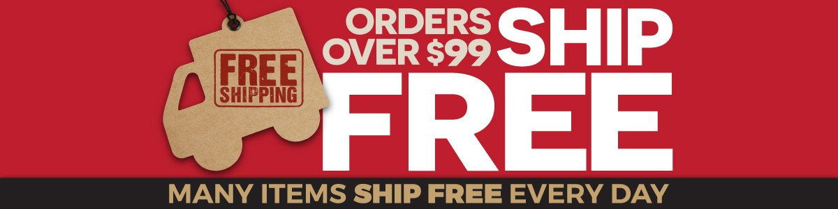 All SilverTowne Items that Ship Free with no minimum order required!