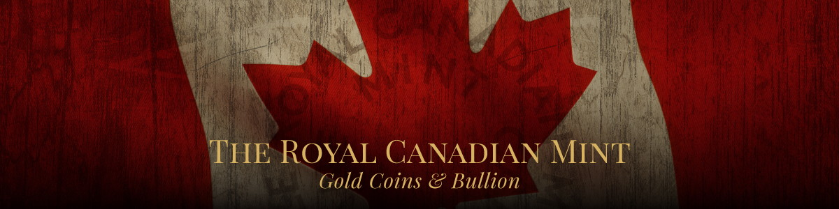 Gold Canadian World Coins & Bullion